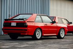This Is What Life Is Like With An Audi Sport Quattro In The U.S. - Petrolicious