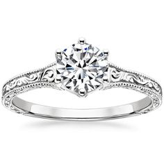 Brilliant Earth has moissanite and Lab created diamonds!  I think I want a moissanite ring, they're cheaper, conflict free, have more fire, and brilliance, and are almost as hard as diamonds.