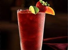 Red Lobster Restaurant Copycat Recipes: Triple Berry Sangria