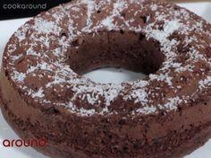 Immagini: Torta cioccolato e cocco   Cookaround