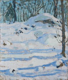 David Milne has long been recognized as one of Canada's most original and influential artists. Born in Bruce County, Ontario in he spent Vancouver Art Gallery, Art Gallery Of Ontario, Dark Landscape, Winter Landscape, Canadian Painters, Canadian Artists, David Milne, Dulwich Picture Gallery, Emily Carr