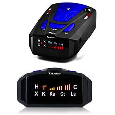 Lazaga Radar Detector with Voice Alert and Car Speed Alarm System with 360 Degree Detection. For product info go to:  https://www.caraccessoriesonlinemarket.com/lazaga-radar-detector-with-voice-alert-and-car-speed-alarm-system-with-360-degree-detection/
