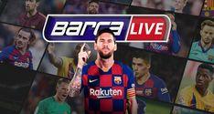 Ako a kde sledovať livestream zápasov FC Barcelona? TV, Live, Online vysielanie! Fc Barcelona, Tv, Real Madrid, Baseball Cards, Television Set, Television