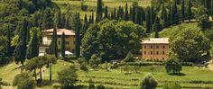Luxusresidenz Villa Sostaga in Gargnano am Gardasee. 4 Sterne Hotel mit Restaurant, Wellness und Schwimmbad