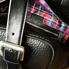 tartan is forever. like a ter bag  www.ter-paris.com