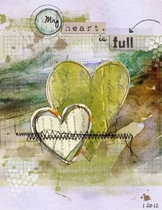 I'm back today to share my thoughts with you on why I want to start an art journal. Yesterday I put a new Art Journal Kit in the shop whi...