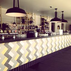 The Cottesloe Beach Hotel, Perth Western Australia   Yellow   Industrial    Outdoor   Bar