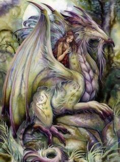 Dragon Fairy Victoria Diamond Painting Kit for beginners and experts. Diamond Art makes beautiful and unique home decor and gifts! Check out our large selection of Fantasy Dragon, Dragon Art, Magical Creatures, Fantasy Creatures, Dragon Oriental, Elfen Fantasy, Dragons, Dragon Dreaming, Dragon's Lair