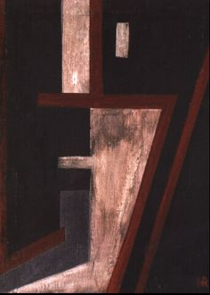 Hans Richter, Dada Kopf, 1918  Oil on canvas, 14.3 x 11.2 inches Action Painting, Painting Art, Paintings, Hannah Hoch, Hans Richter, Francis Picabia, Alfred Stieglitz, Principles Of Art, Light In The Dark