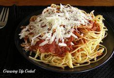 Sicillian Marinara Sauce Recipe