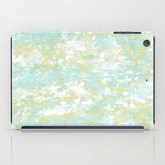 Nature's Seasons Abstract iPad Case