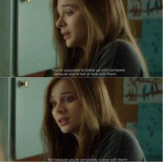 """Chloe Moretz in """"if I stay"""" movie"""