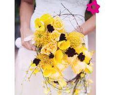 ramos de rosas naturales para novia en blanco y rojo - Buscar con Google