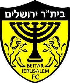Beitar Jerusalem F.C. ~ 1936 _____________________________ Teddy Stadium ~ Jerusalem ~ Israel