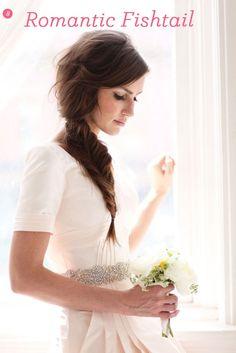 Find us on: www.facebook.com/GreatLengthsPoland  www.greatlengths.pl wedding hair style braid braids plaits