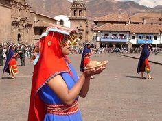 June 24 - Inti Raymi (Festival of the Sun) in Peru