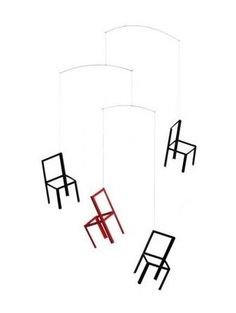 Flensted Mobiles Nursery Mobiles, Flying Chairs ❤ Flensted Mobiles