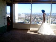 Behind the Scenes: Hollywood Confidential Photo Shoot at The Hollywood Roosevelt Hotel