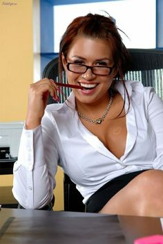 Eva angelina with glasses nude