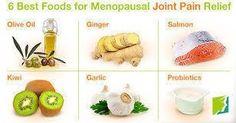 foods for menopausal joint relief  Visit us  jointpainrepair.com  Via  google images  #jointpain #jointpains #jointpainrelief #kneepain #kneepains #kneepainnogain #arthritis #hipjoint  #jointpaingone #jointpainfree