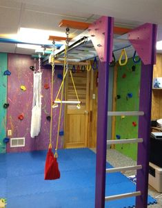 Sensory Room Layout | FFSG design in a playroom