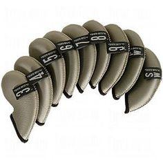 Club Glove 9-Piece Set Regular Gloveskin Iron Cover