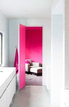 Love a bit of pink