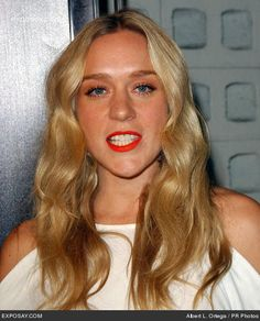 Chloe Sevigny MAC Lady Danger lipstick