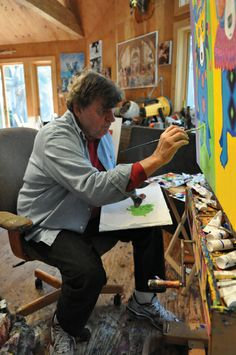 George Rodrigue's Last Interview - My New Orleans - December 2013 - New Orleans, LA
