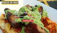 HOUSE OF MAC // Artisanal mac n cheese
