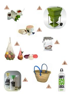 We love these Eco Living products