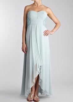 COAST Josephine beaded bandeau summer wedding / ball / occasion dress