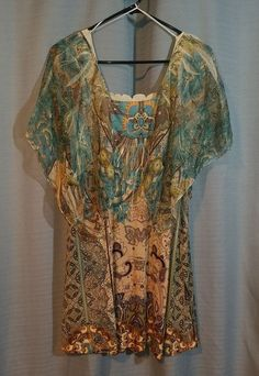 a7a4303fc72259 Live and Let Live Dress Size M #LiveLetLive Beach Dresses, My Ebay, Let