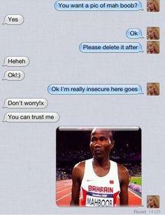 Next-Level Texting Trolls
