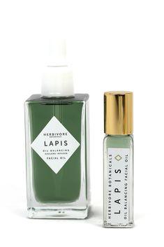 Lapis Facial Oil