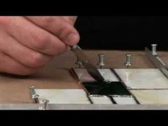 Stained Glass: How to Solder Your Stained Glass by stormiii
