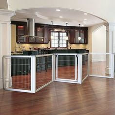 Convertible Tall Pet Containment System Pinterest Panel room