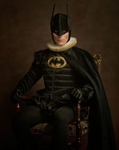 super flemish series sets heroes + villains in the 17th century