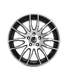 SSW Alloy Wheels 18 Inches 5 Holes Black Metallic Chrome for Renault New Tyres, Alloy Wheel, Toys For Boys, Chrome, Wheels, Metallic, Black, Black People, Boy Toys