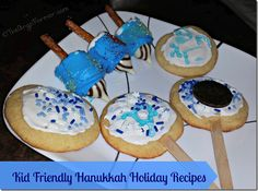 Kid Friendly #Hanukkah Holiday Recipes | #HolidayAdvantEdge #ad
