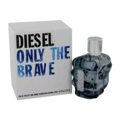 Only the Brave by Diesel - Eau De Toilette Spray 2.5 oz by Diesel. $74.95. Allof theproductsshowcased throughoutare100%OriginalBrand Names.. 100% SATISFACTION GUARANTEED. Please refer to the title for the exact description of the item. From the edgy jeanswear company, this powerfu lmen's fragrance was created by master perfumer Oliver Polge. The leather fragrance for men uses the face of Common (the rap singer) in its powerful ad. The bottle was inspired by ...