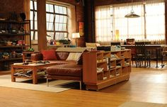 best mens decor in tv and film