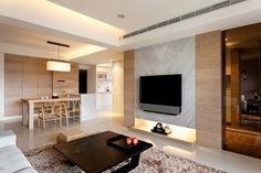 Interior Design Ideas - Modern Minimalist Decor with a Homey Flow