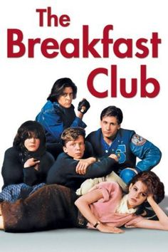 my first John Hughes movie...