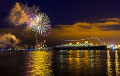 queen mary 4th of july cruise
