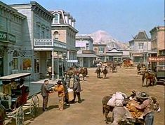 You Mean That's Not A Real Mountain There In Virginia City? – Eyes Of A Generation…Television's Living History