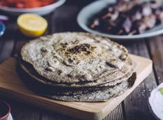 Buckwheat pita bread is a gluten free version of Greece's popular pita bread made with buckwheat flour.