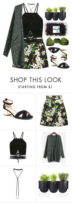 """Untitled #2098"" by credendovides ❤ liked on Polyvore featuring Dolce&Gabbana and Authentics"