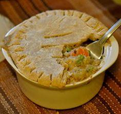 "Home-Style Vegan Pot Pie | Allison's Gourmet ""Sweet Talk"" Blog"