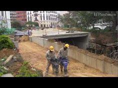 En la megaobra del Hundimiento de la Avenida Colombia ya está listo el túnel que tiene una longitud de 650 metros. El túnel tiene cuatro carriles y la velocidad permitida será de 40 kilómetros por hora.